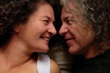 Thomas Hochgesang und Denise Fischer für das Institut für Liebe