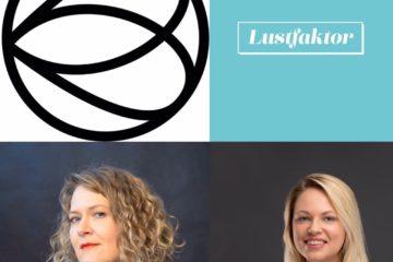 Ingrid vom Institut für Liebe und Julia Henchen von Lustfaktor