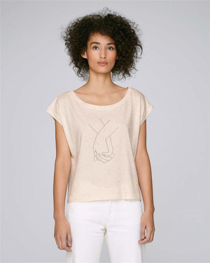 """T-Shirt """"Hände"""""""