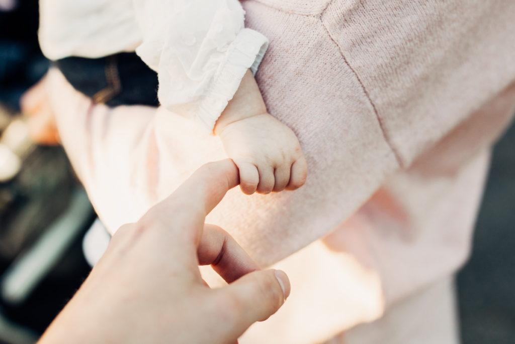 Der Wunsch nach einem Baby kann auch unerfüllt bleiben.