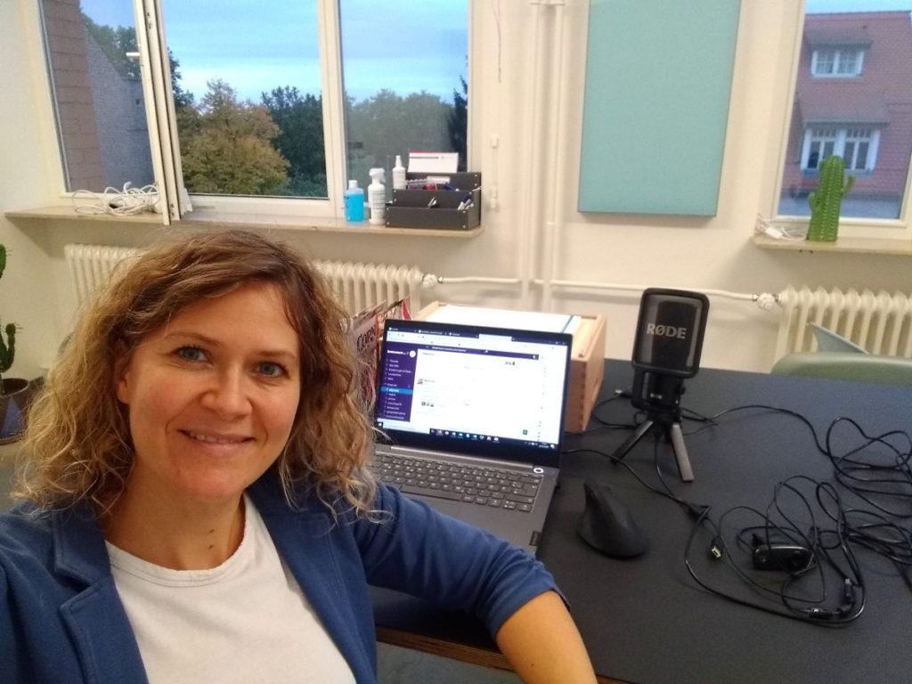 Ingrid vom Institut für Liebe in Heidelberg